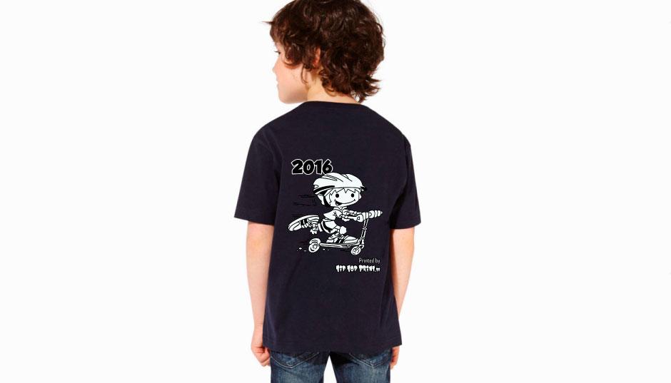 Bannière T-Shirt